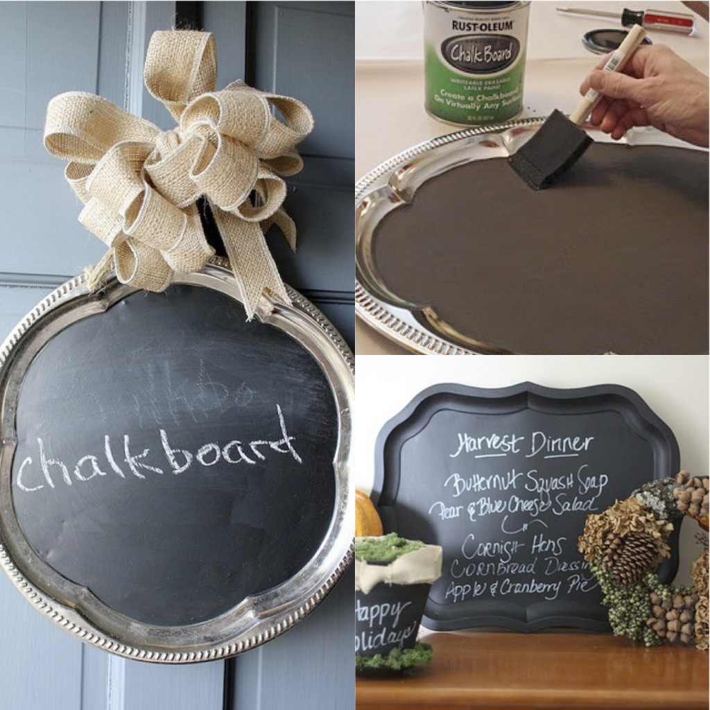 DIY-Chalkboard- (from Signature Style Blog)