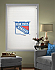 The National Hockey League NY Rangers cellular shade