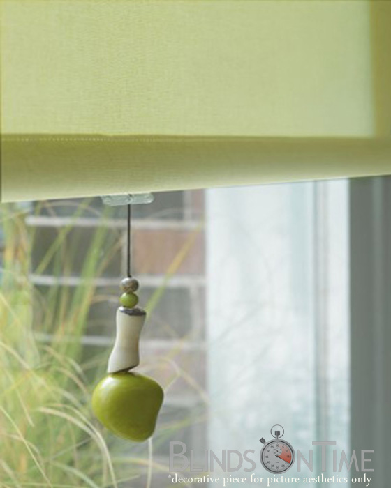 decorative pieces for rollershade