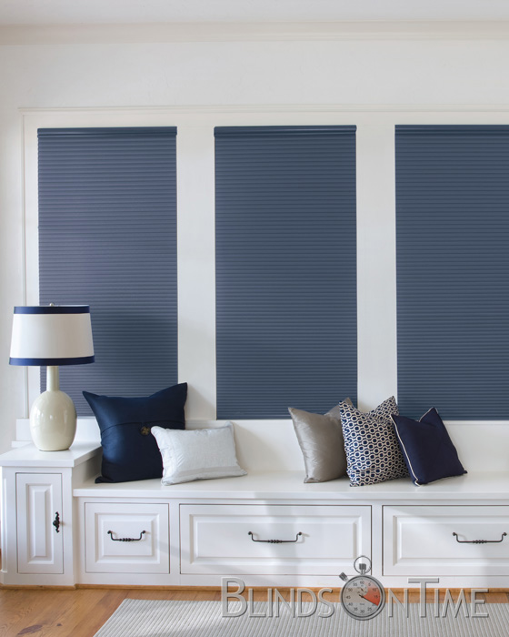 Levolor Accordia Cellular Shades Blinds On Time
