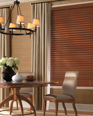 "Levolor® 2.5"" Premium Wood Blinds"