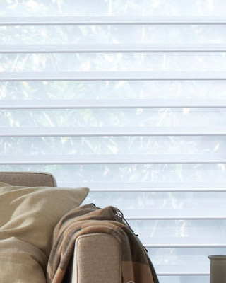 "BlindsOnTime Horizontal Premium 3"" Room Darkening Shadings"