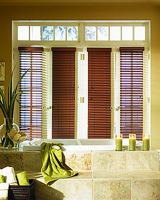 "Bali® 2"" Premium Faux Wood Blinds"