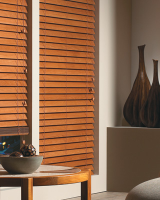 "Graber® 2.5"" Traditions Shutter Style Blinds"