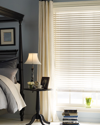 "Levolor® 2"" Visions Fauxwood Blinds"