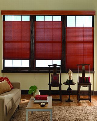 "Bali® Pleated Shades 2"" Light Filtering"