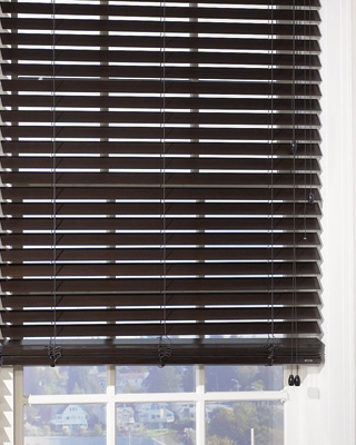 "Bali® 2"" Northern Heights Wood Blinds"