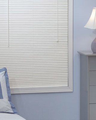 "Bali® Essential 1"" Premium Vinyl Mini Blinds"