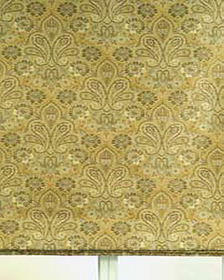 BlindsOnTime Roman Shade Colonial (Flat Fold)