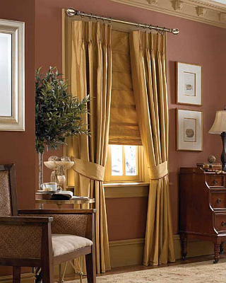 PhaseII Drapery Parisian Pleated Panels