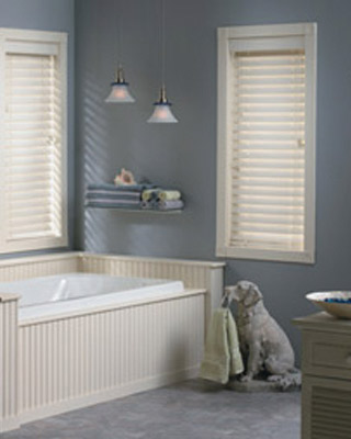 "BlindsOnTime 2"" Premium Faux Wood Blinds"