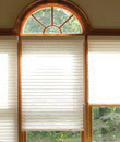 "BlindsOnTime Horizontal Premium 3"" Light Filtering Shadings"