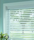 "BlindsOnTime 2.5"" Premium Faux Wood Blinds"