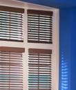 "Comfortex 2"" S-Curve Wood Alloy Blinds"