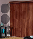 Bali� Wood Vertical Blinds
