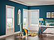 "Bali® Pleated Shades 1"" Sheer"