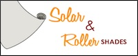 solar shades and roller shades
